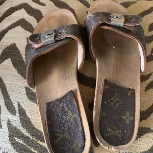 Shoes - Vintage customized sandals